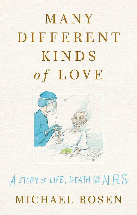 PRE-ORDER Many Different Kinds of Love - 18/3/21