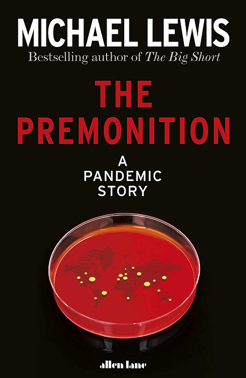The Premonition: A Pandemic Story - SIGNED 1st Editions