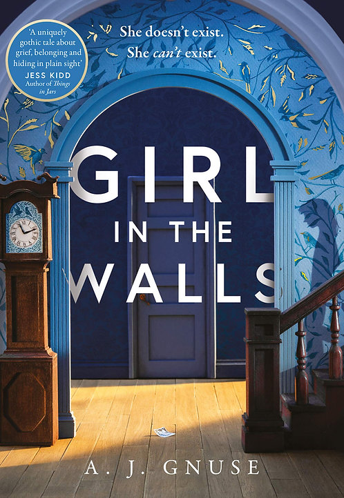 PRE-ORDER Girl in the Walls - 18/3/21