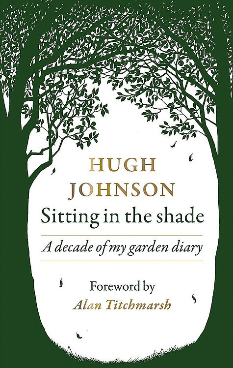 Sitting in the Shade - SIGNED 1st editions!