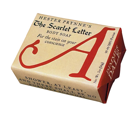 The Scarlet Letter: Literary-themed soap