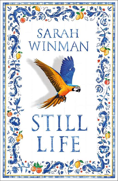 Still Life - SIGNED 1st edition