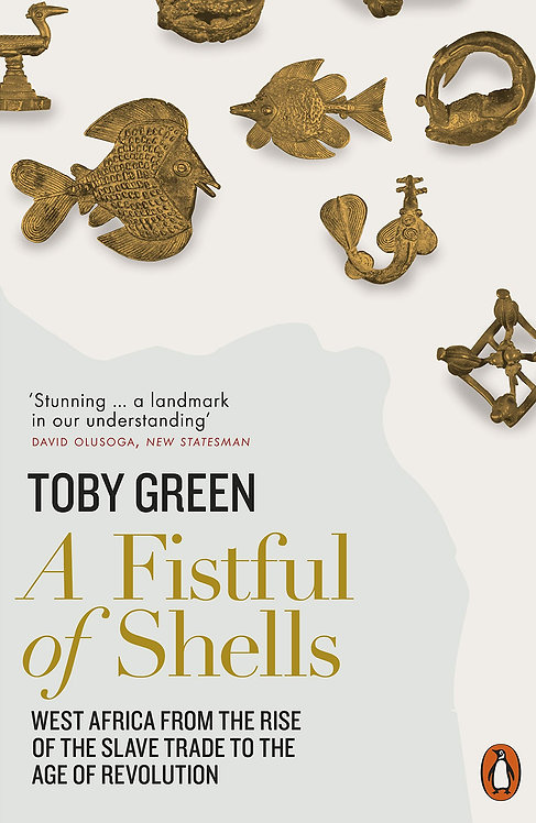 A Fistful of Shells w/SIGNED bookplates