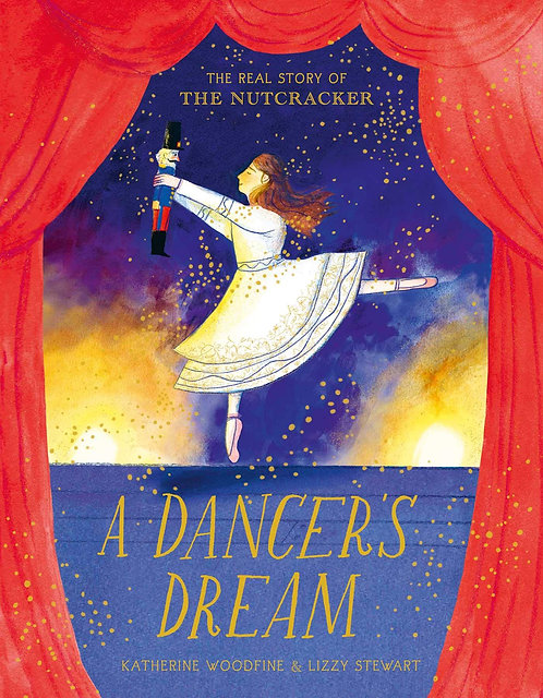 A Dancer's Dream INDIE EXCLUSIVE EDITION - with print signed by both authors!