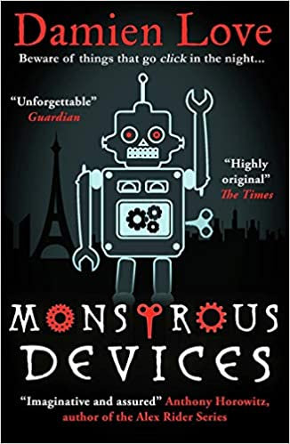 Monstrous Devices (PB) - with SIGNED bookplate!