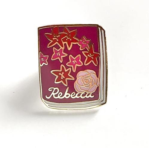 Book Pin: Rebecca