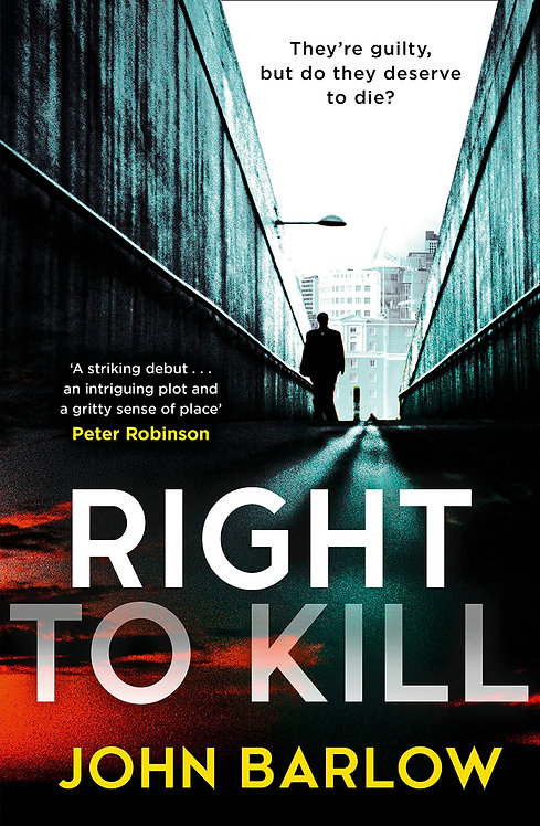 Right to Kill - with SIGNED bookplates