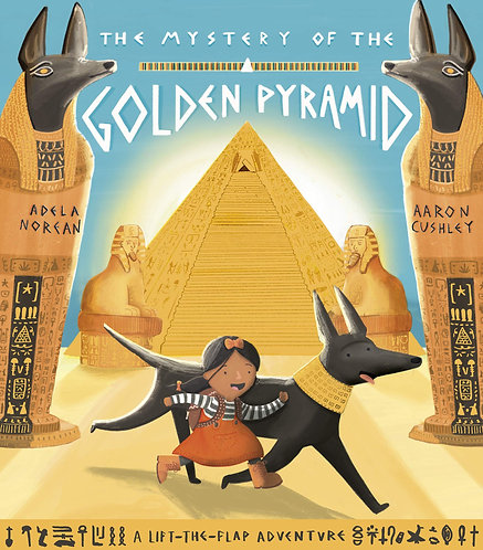 The Mystery of the Golden Pyramid (LIFT-THE-FLAP)