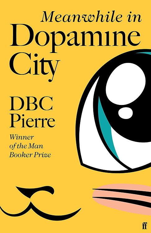 Meanwhile in Dopamine City - with special SIGNED bookplate!!