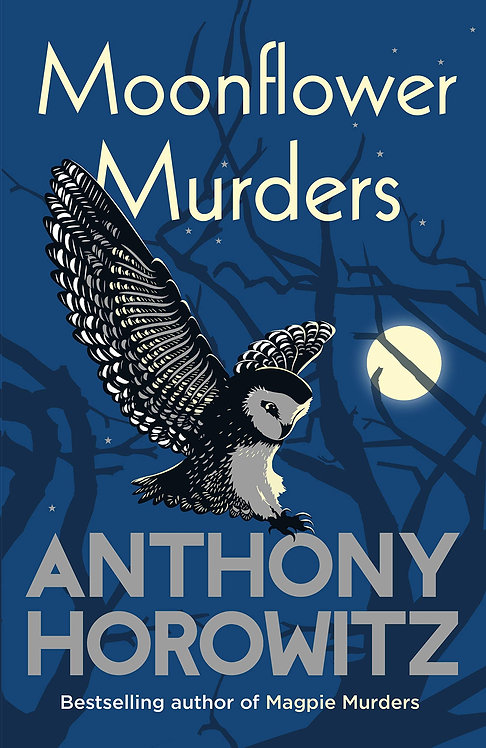 Moonflower Murders - SIGNED