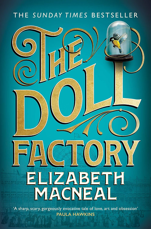 The Doll Factory - with signed bookplate!