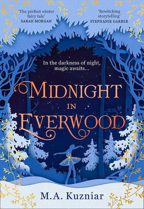 PRE-ORDER Midnight in Everwood - out 28/10