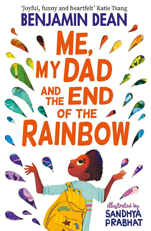 Me, My Dad and the End of the Rainbow - with SIGNED bookplates!