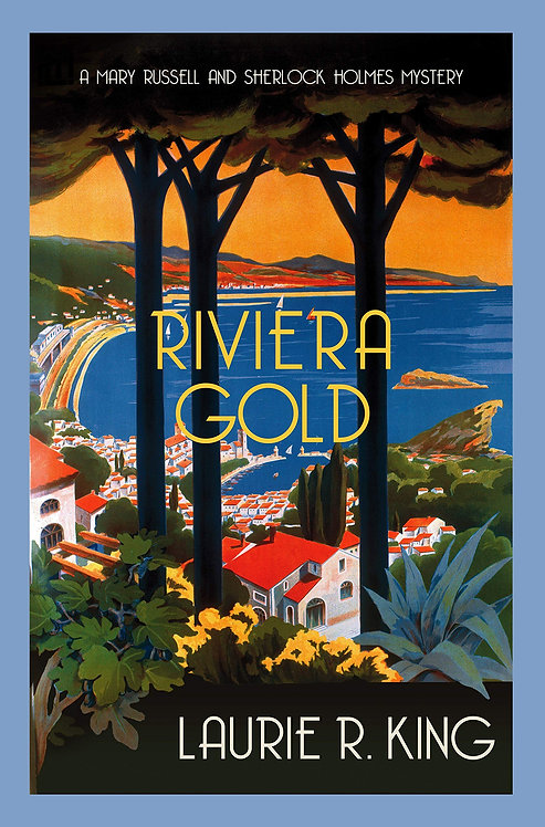 Riviera Gold (Mary Russell & Sherlock Holmes)
