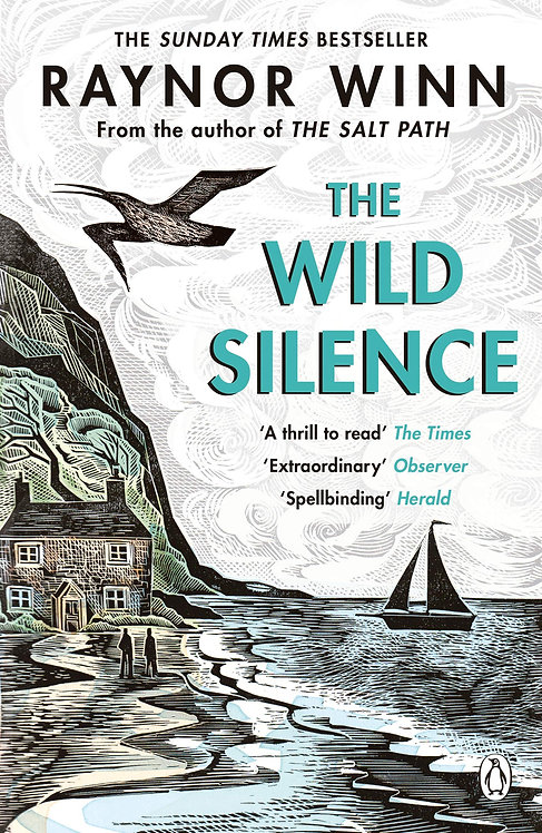 The Wild Silence (PB) - with SIGNED bookplates!