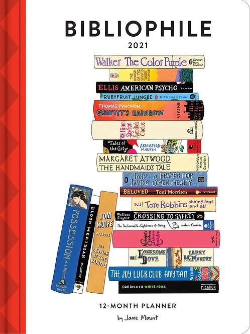 Bibliophile: 2021 Planner
