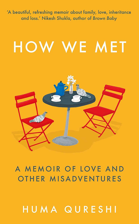 How We Met - with signed bookplate!
