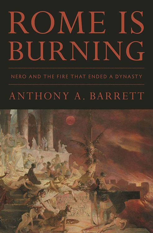 Rome Is Burning - with SIGNED bookplate!