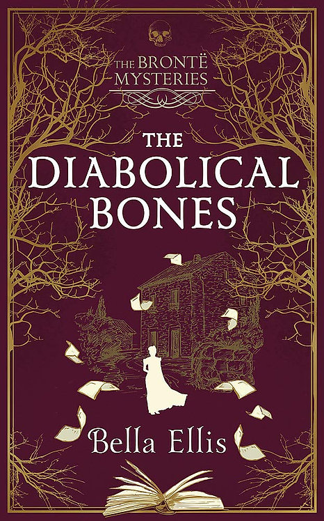 The Diabolical Bones - with SIGNED bookplate!