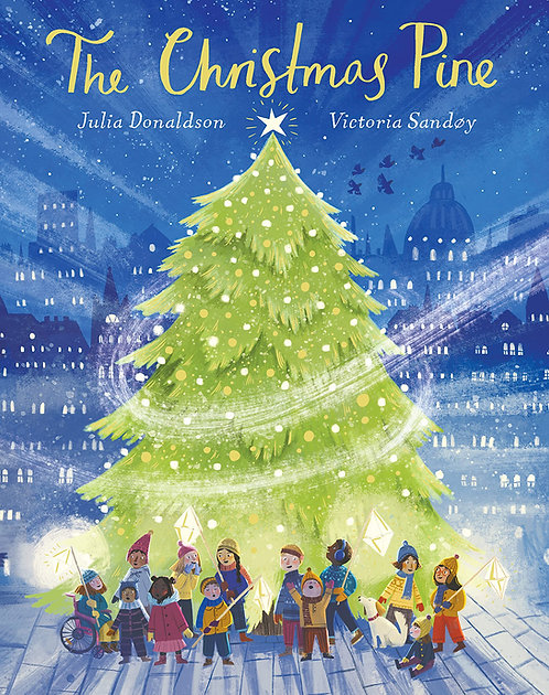 PRE-ORDER The Christmas Pine - with SIGNED bookplate - out 21/10