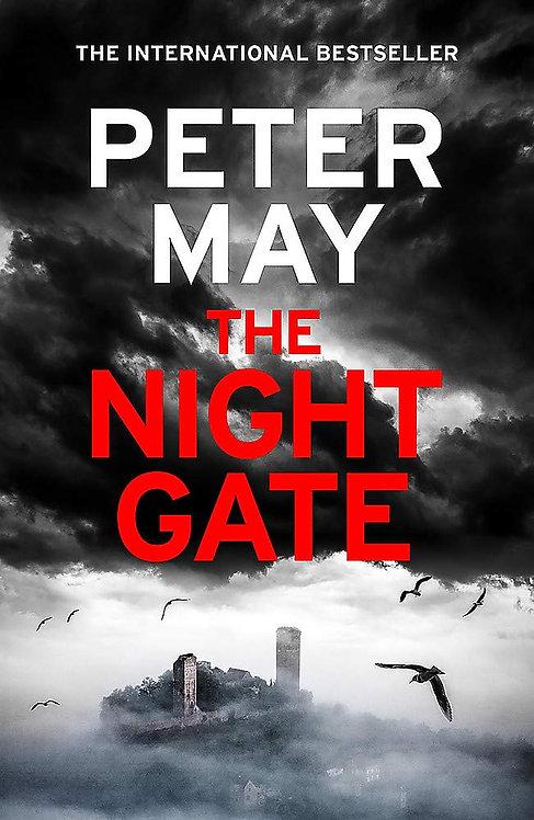 The Night Gate - SIGNED 1st edition *slight damage*