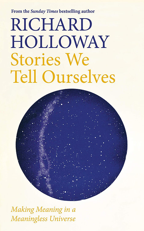 Stories We Tell Ourselves - SIGNED BOOKPLATE EDITION