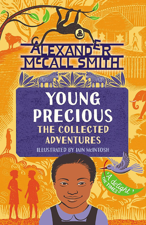 Young Precious: The Collected Adventures - with SIGNED bookplate!