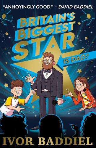 Britain's Biggest Star... Is Dad? With SIGNED bookplate!
