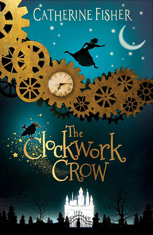 The Clockwork Crow - Book 1