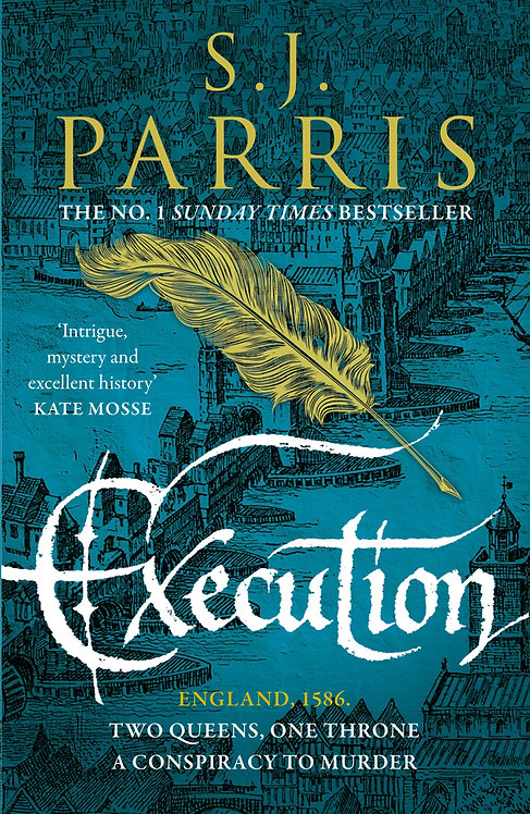 Execution (PB) - signed bookplate edition!