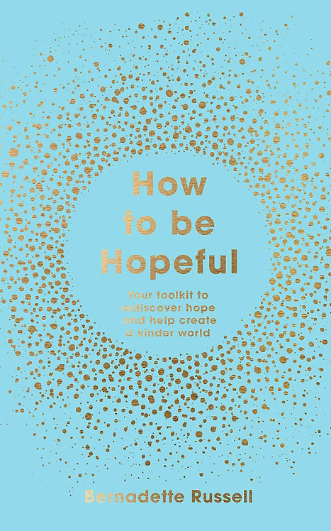 How to Be Hopeful - with signed bookplate!