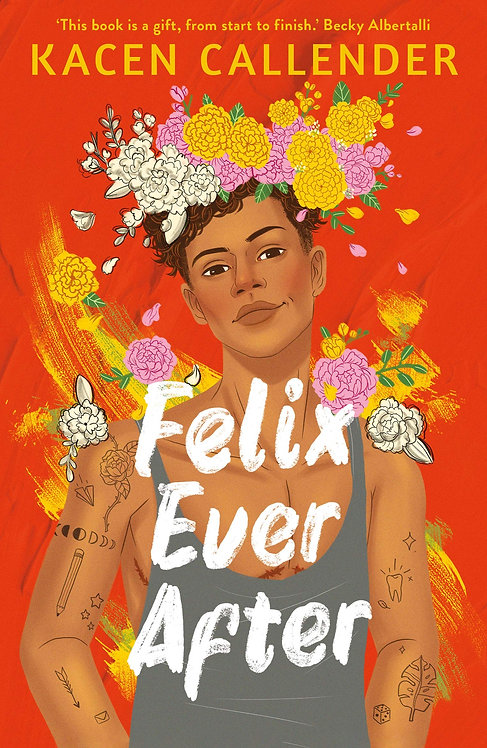 Felix Ever After - with SIGNED bookplate!
