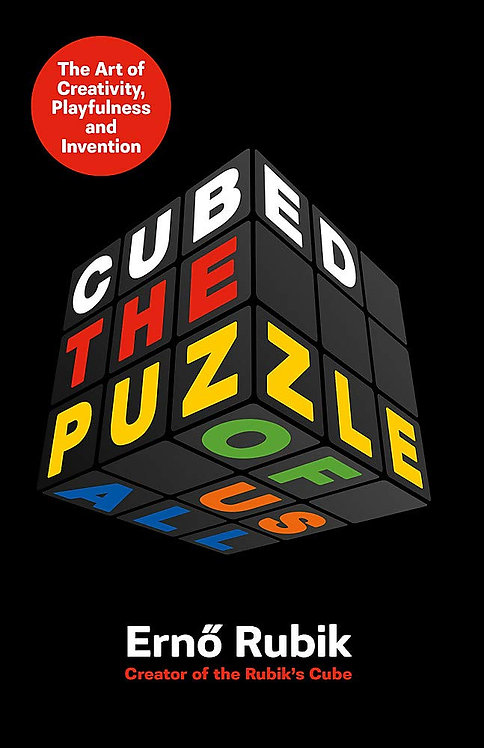 Cubed: The Puzzle of us All - slight damage