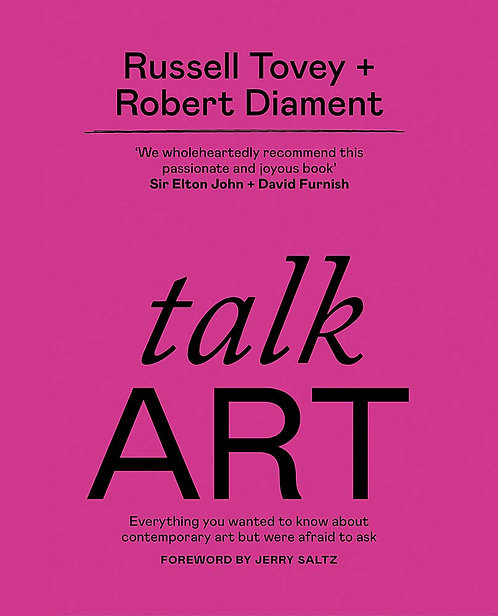 Talk Art - with SIGNED bookplates!
