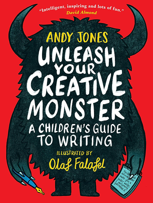 Unleash Your Creative Monster: A Children's Guide to Writing