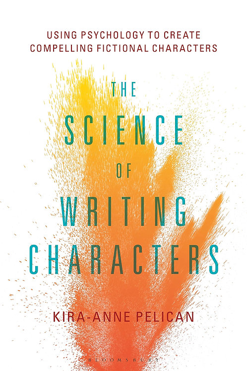 The Science of Writing Characters - with SIGNED bookplate!