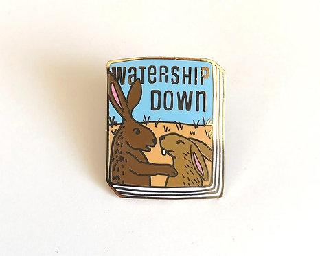 Book Pin: Watership Down