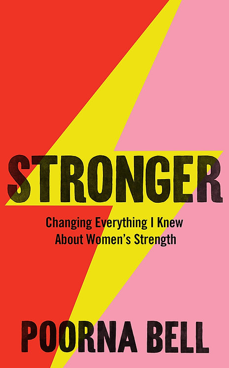 Stronger - SIGNED 1st editions!