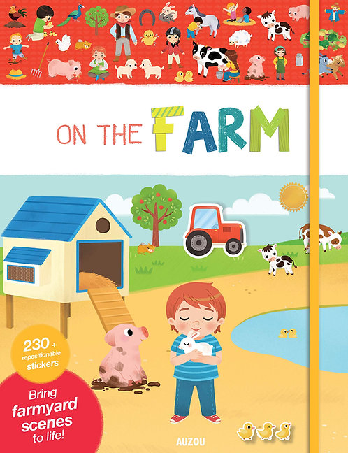 My Very First Stickers: On the Farm - My Very First Stickers