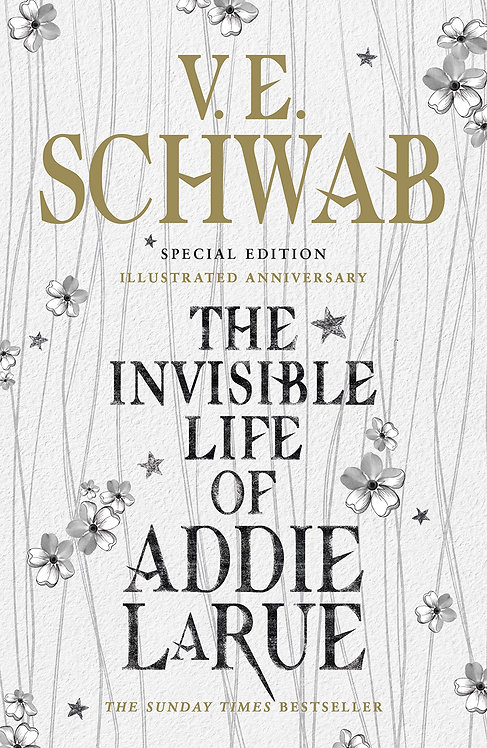 PRE-ORDER The Invisible Life of Addie La Rue: Special Anniversary Edition - 6/10