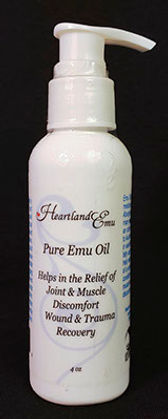 Emu Oil 4 oz