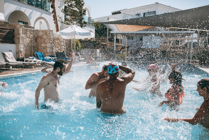 Pool Party Cyprus
