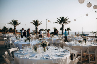 Catering Cyprus Weddings