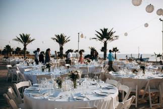 Catering Cyprus Weddings