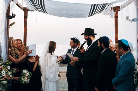 Jewish Wedding Cyprus