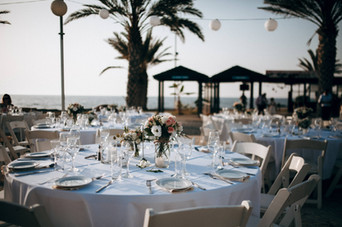 Table Wedding Cyprus