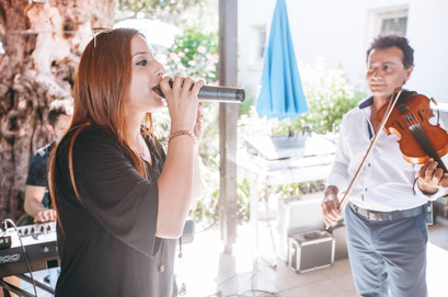 Cyprus Wedding Singer