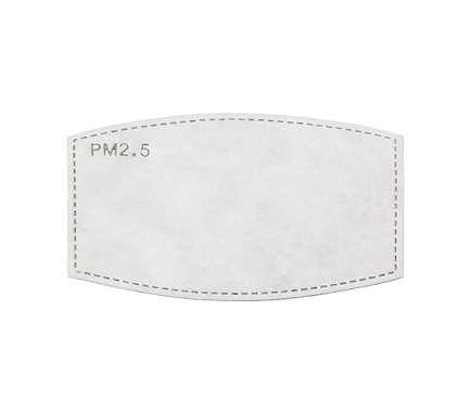 Filter Inlay for Face Mask- Pack of 10