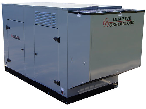 SP-250 Standby Generator 25KW
