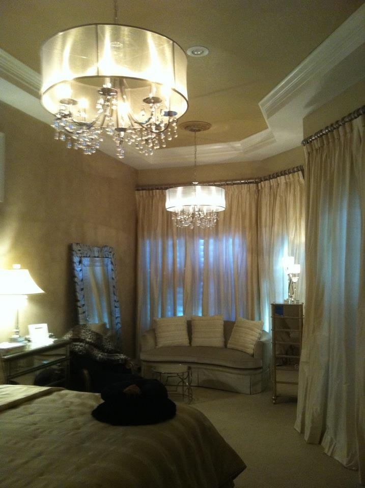 Indoor Chandelier & lighting install